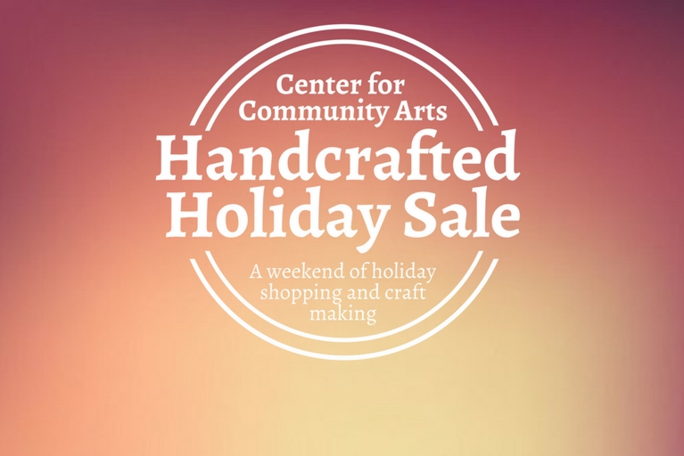 Handcrafted Holiday Sale_Interior Page