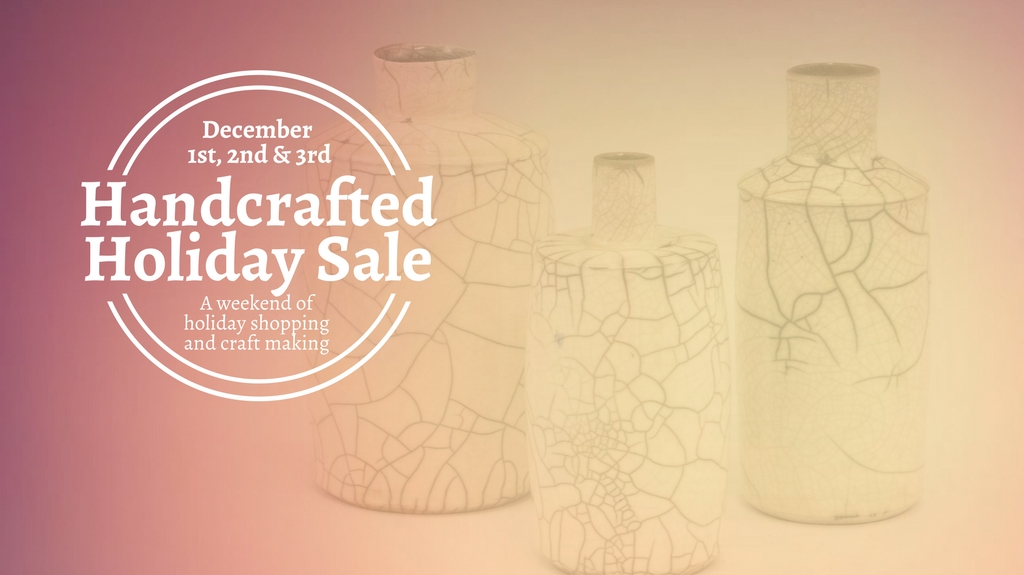 Handcrafted Holiday Sale