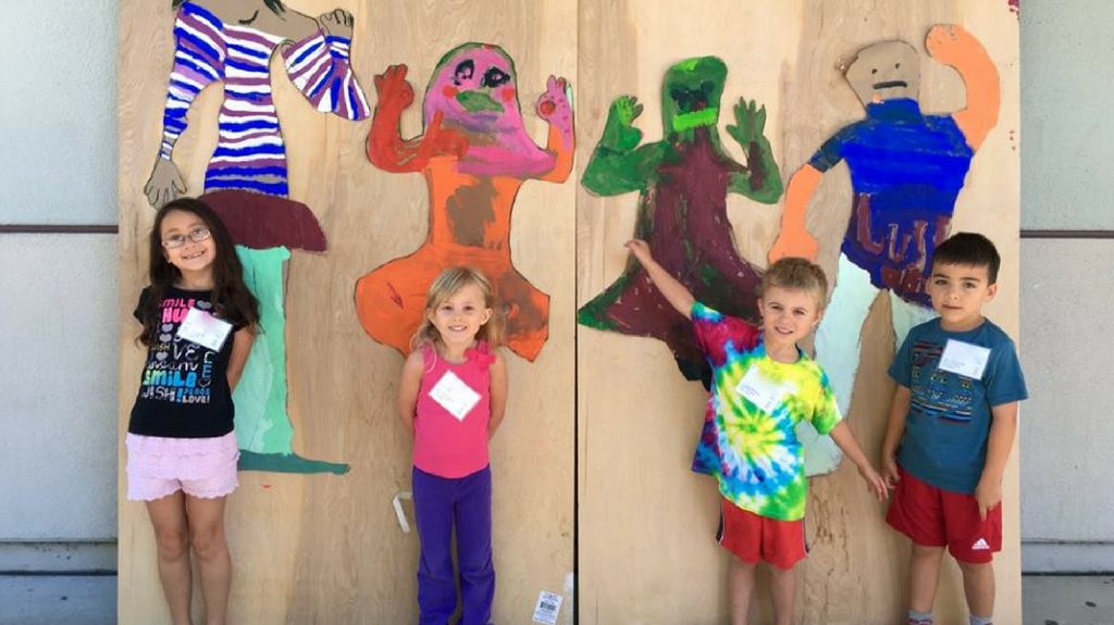 Camp Community Arts - Spring