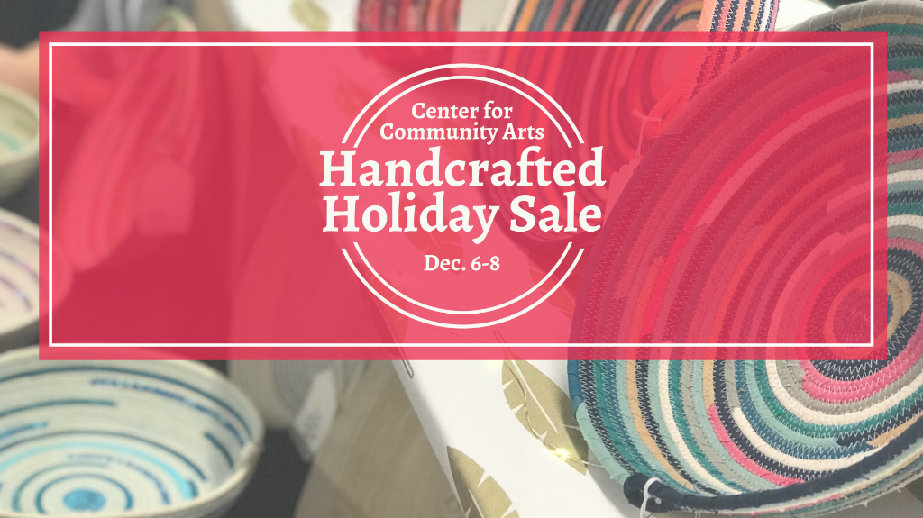 Join us for a weekend of holiday shopping!
