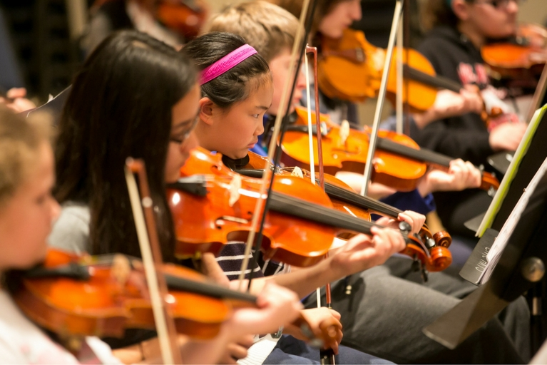 Community Arts Youth Orchestras | Center for Community Arts